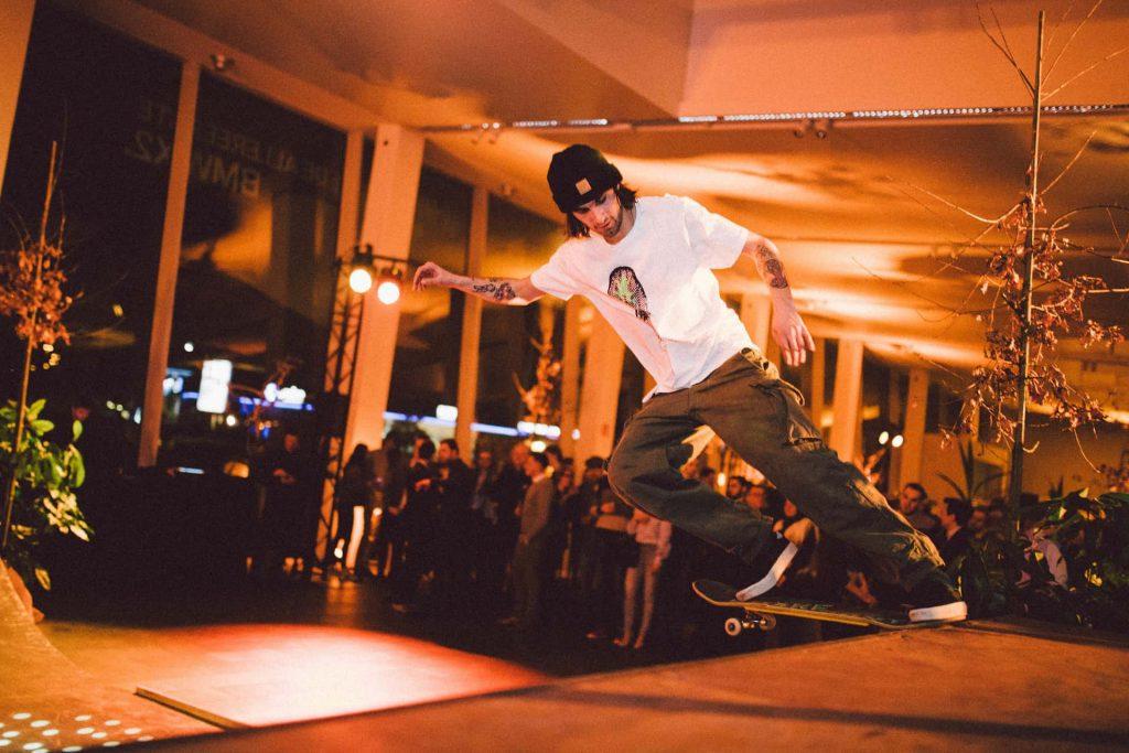 skater lanceringsevent