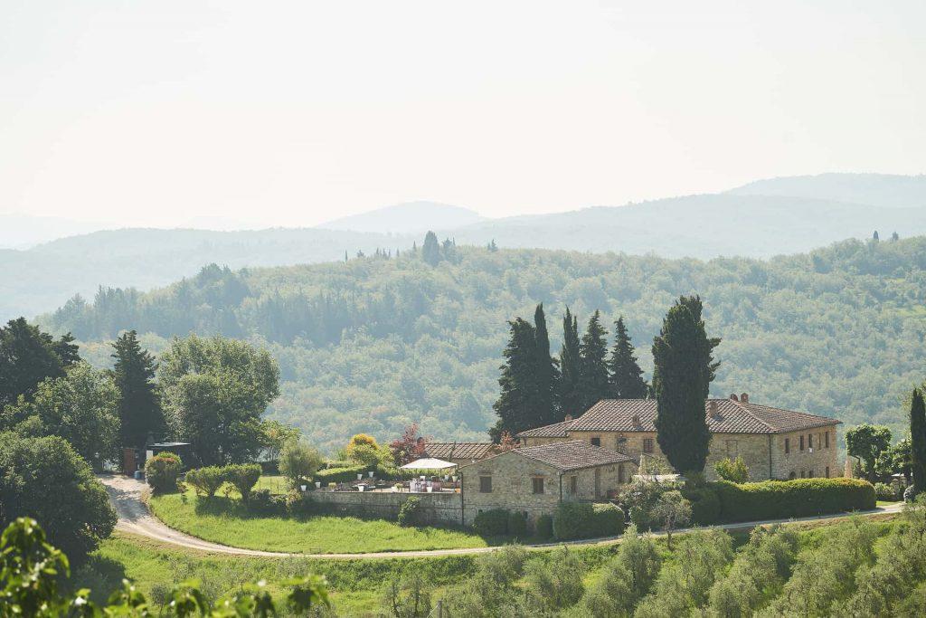 prachtige locatie incentive Toscany