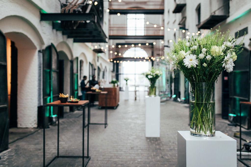 bedrijfsevenement lancering vastgoedproject Felix Pakhuis