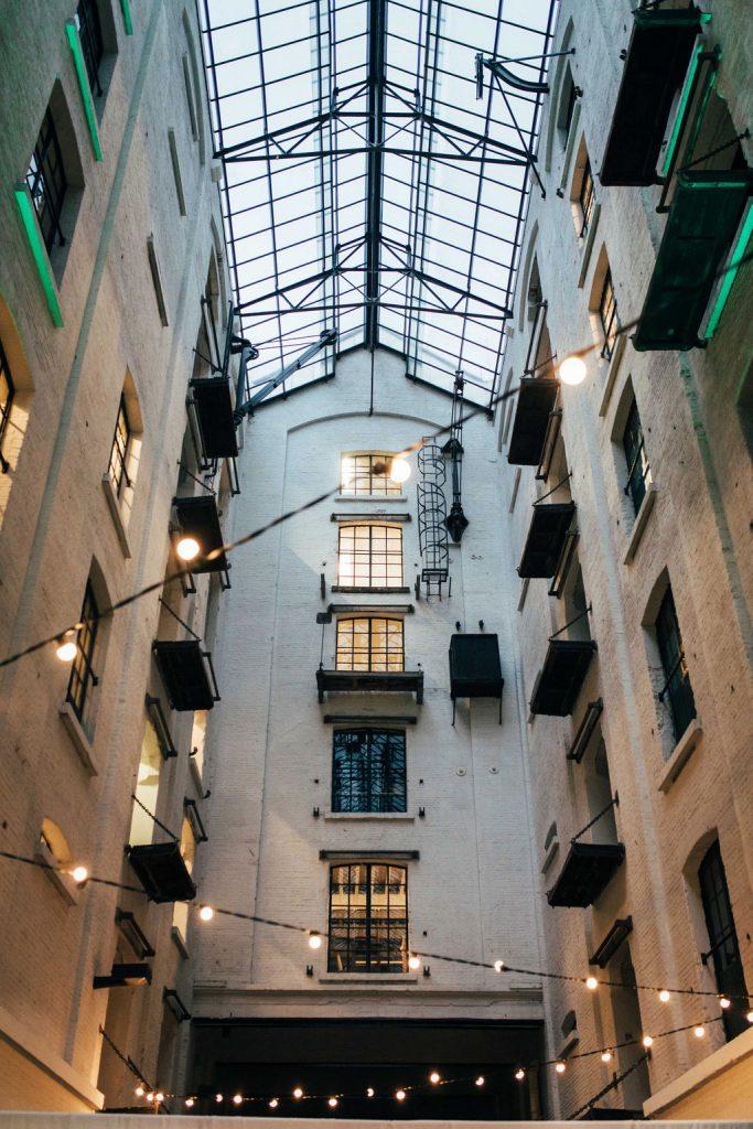 locatie Felix Pakhuis lanceringsevenement vastgoedproject