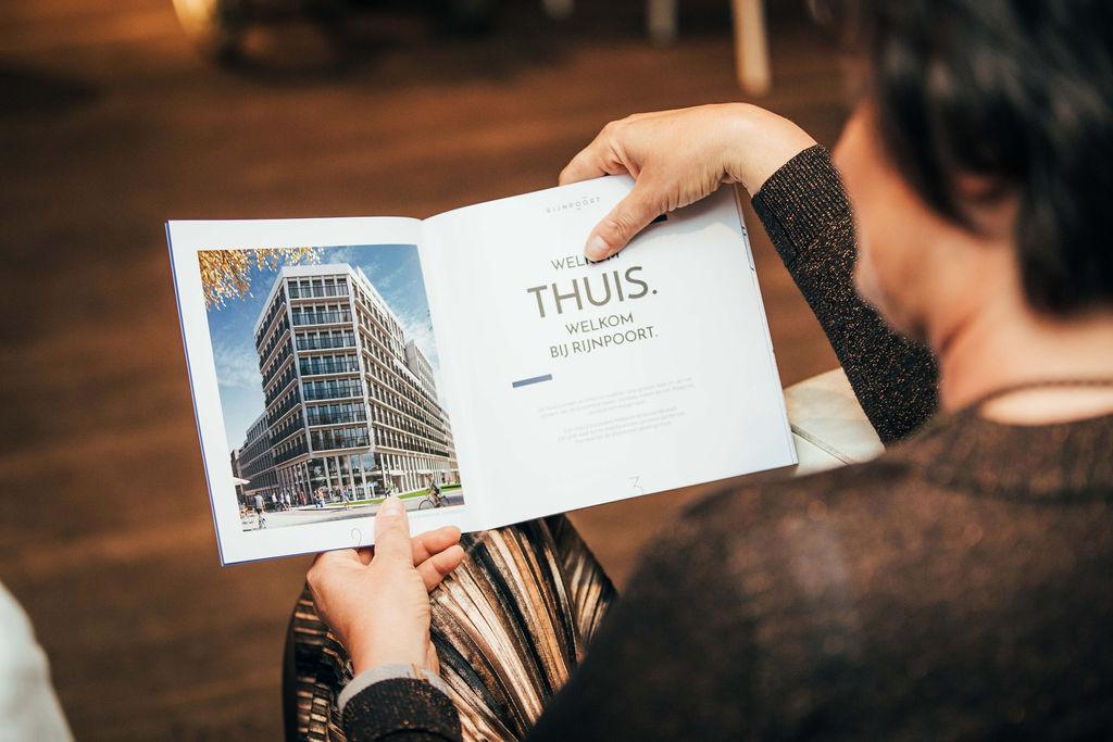 vastgoedproject Rijnpoort lanceringsevent Felix Pakhuis