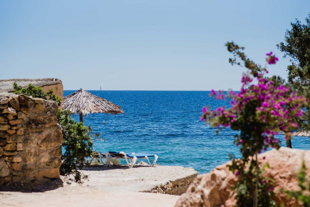 zonnig Ibiza