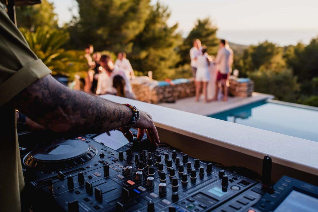 sfeervolle incentive in Ibiza