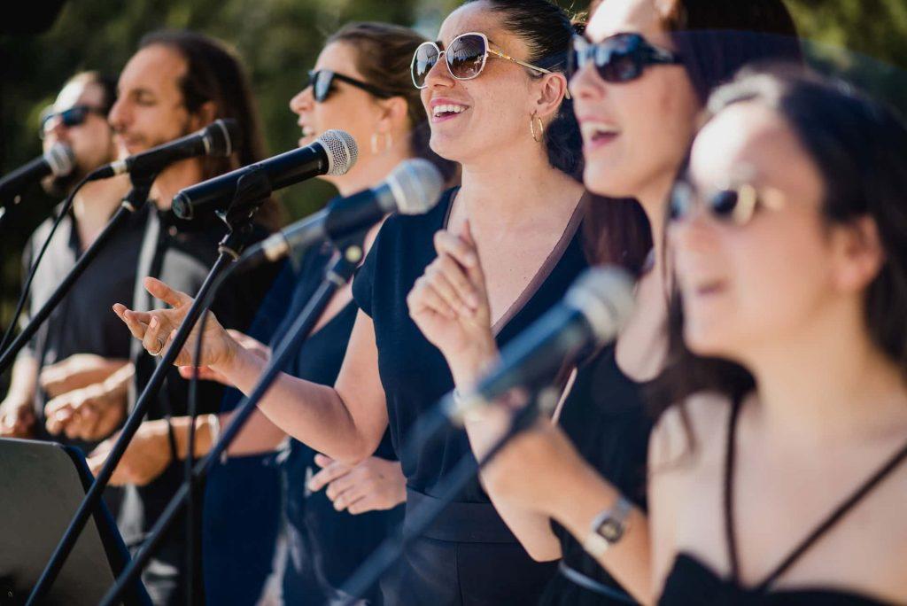 muzikale incentive in Ibiza