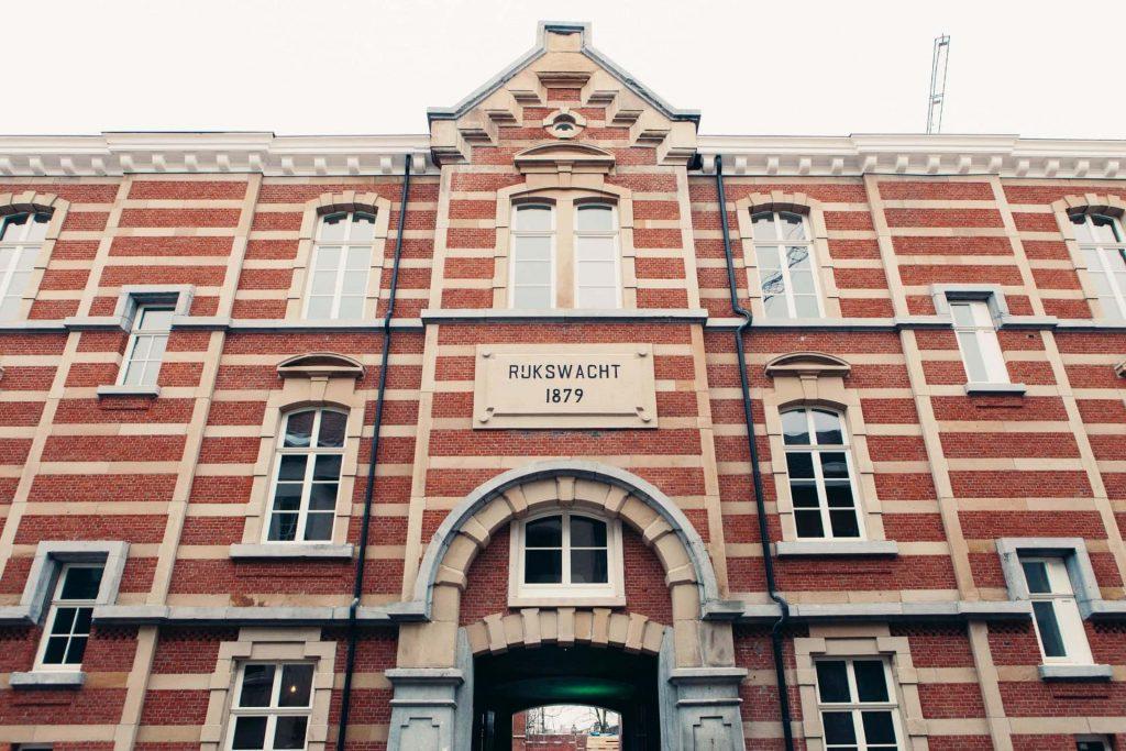 lanceringsevent Rijkswachtkazerne Antwerpen
