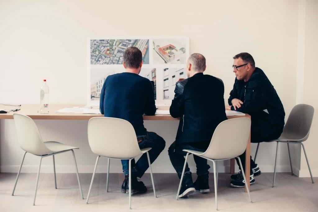 plannen lanceringsevent vastgoedsector Antwerpen