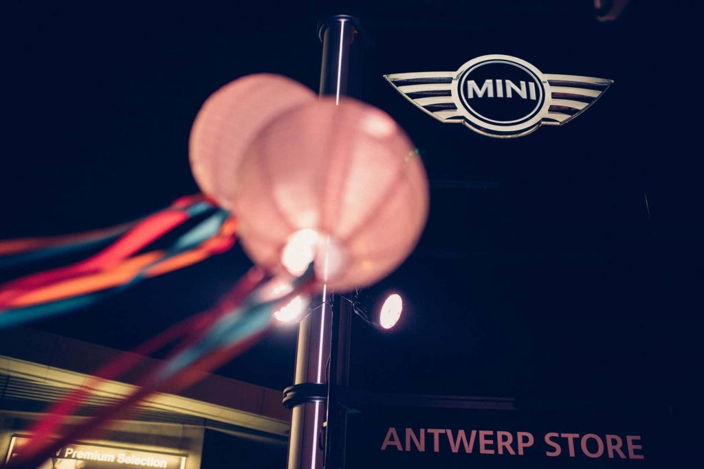 product launch MINI
